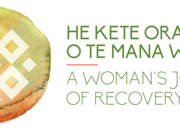 Logo A womans journey of recovery